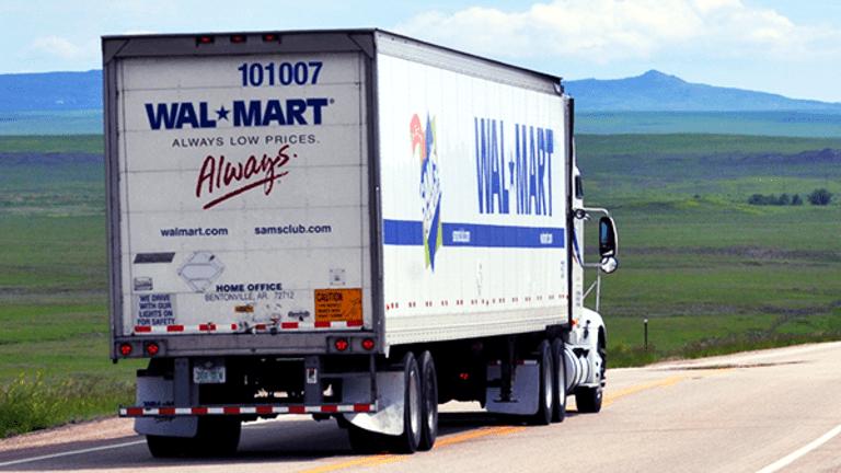 Walmart's Haunting Empty Shelf Problem Returns to Wreak Havoc on Sales