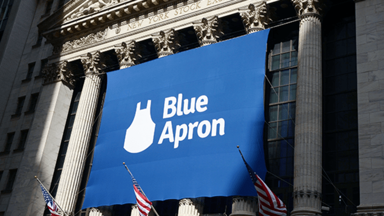 Blue Apron Is a Bloodbath and Is Still Bottoming