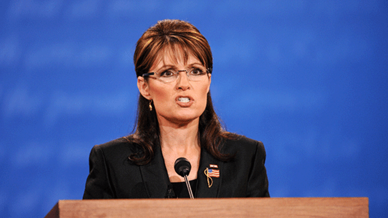 Judge Tosses Sarah Palin's Defamation Lawsuit Against the New York Times