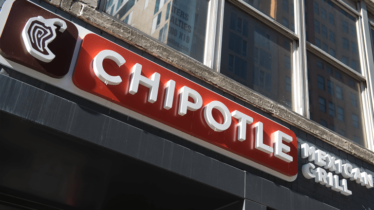 Chipotle Stock Tumbles as Customers Report Illness After Eating at L.A. Location