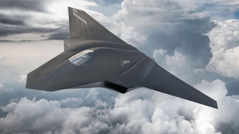 The Air Force is Replacing F-22 Raptors With This New Stealth Fighter