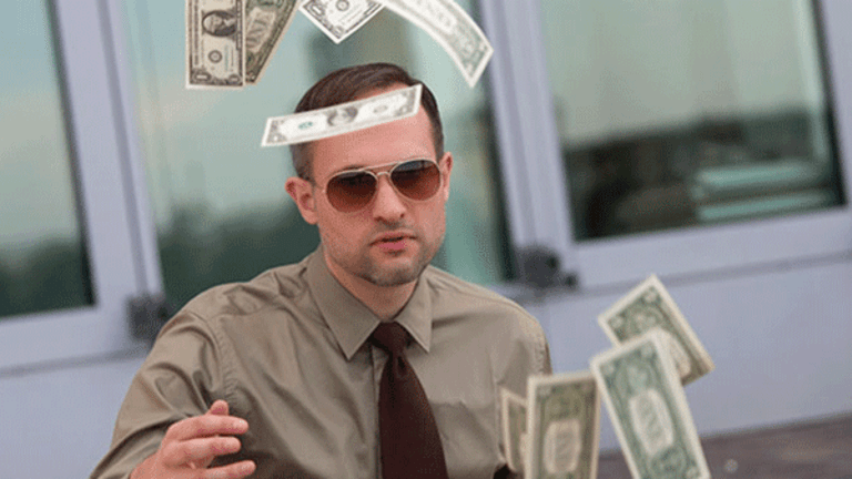 American Express, Bank of America Drop Huge Clues People Are Willingly Spending Their Cash