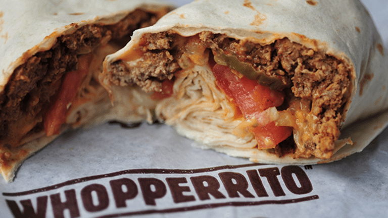 5 of the Wackiest Things Burger King Has Tried to Feed You