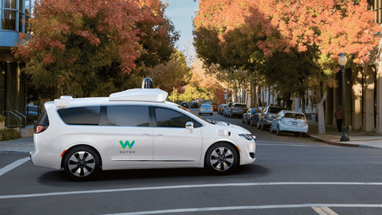 Congress to Vote on Self-Driving Car Safety Exemptions Wednesday