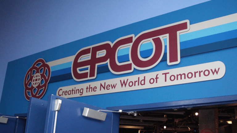 Disney's Epcot Looks Old and Tired