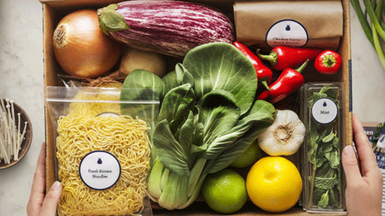 Blue Apron's Debut Shaken By Amazon-Whole Foods Deal