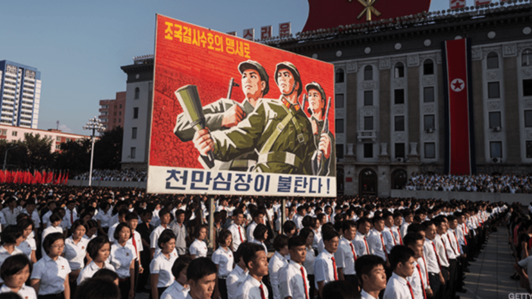 A Threat of Thermonuclear War With North Korea Rocks Bull Market: Market Recon