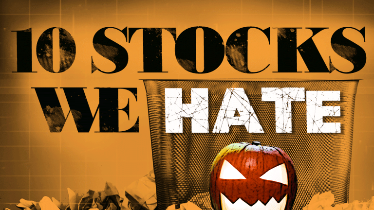 Here Is Why I Hate Apple's Stock in October