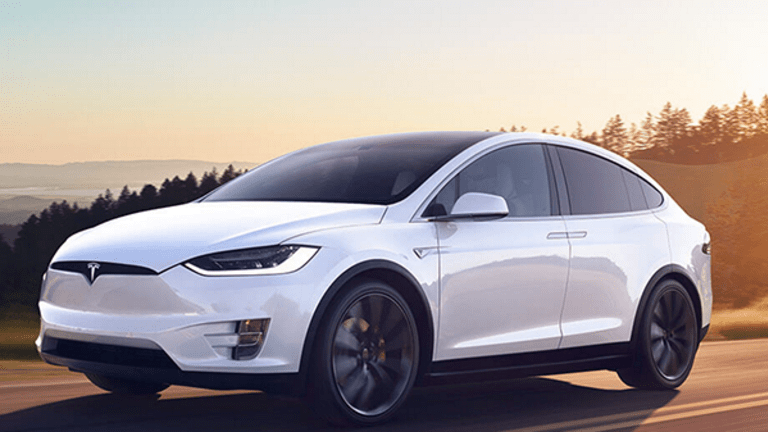 Air Force to Purchase Tesla Model X to Study Self-Driving Capabilities