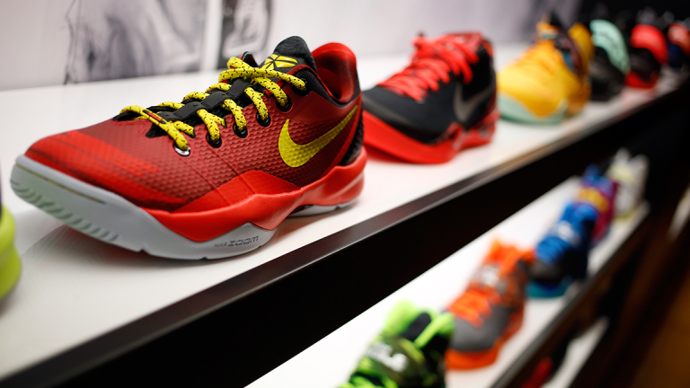 Nike's Stock Gets Whacked After It Delivers a Bag of Coal to Investors