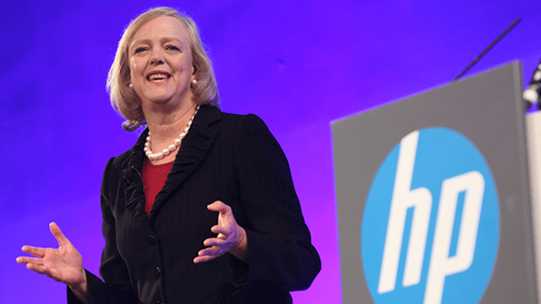 Servers, Guidance Rattle HPE Stock, but Whitman Says Turnaround Is on Track