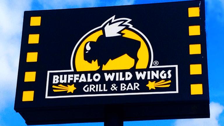 Buffalo Wild Wings's Chart Doesn't Enrich Its Menu