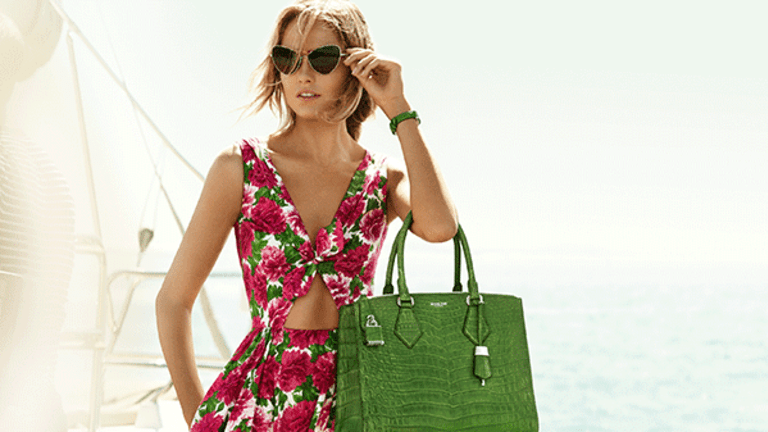 Michael Kors Can Thank Dying Malls For One Vicious Stock Plunge