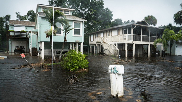 Hurricane Irma Will Be One of the 5 Most Expensive Storms Ever, JPMorgan Says