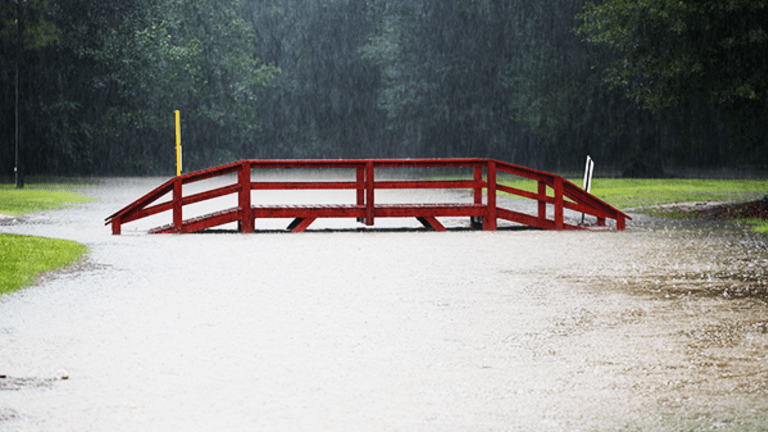 Hurricane Harvey to Bring Up to $20 Billion in Insurer Losses, JPMorgan Predicts