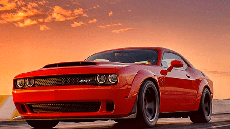 Go Behind the Wheel of Dodge's Heart-Stopping Beast Known as the Dodge Demon