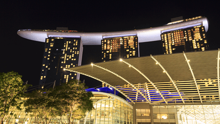 Las Vegas Sands Reportedly Prices the Most Expensive Retail Property in the World