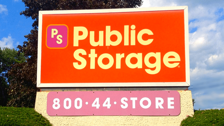 Public Storage Powers Higher and Stays There