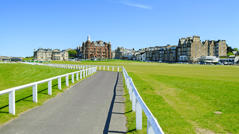 10 British Open Courses You Can Play for a Price