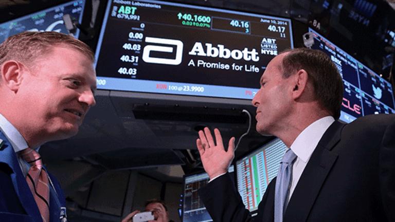 Abbott Shares Dip on Mixed Fourth-Quarter Earnings