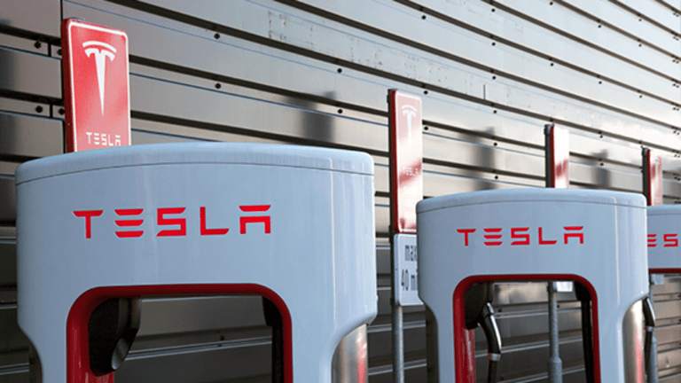 Tesla Spearheads August Junk Bond Rush Before Fed Tightens Policy