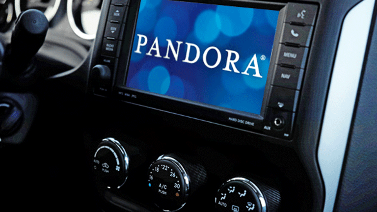 Pandora Just Crashed -- Here's What Happened