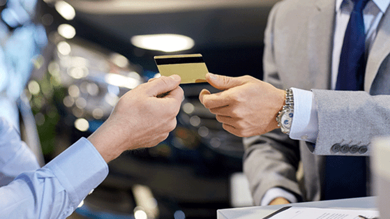 U.S. Card Companies to Seek Chinese Operating Licenses