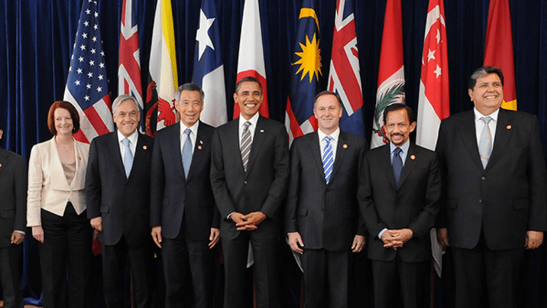 Who Will Win and Who Will Lose From Trump Rescinding the TPP?