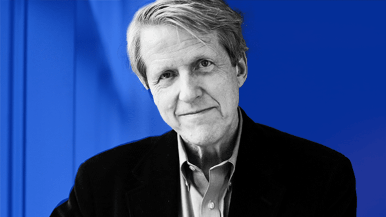 Stocks Could Rise 'Substantially' in Coming Months, Nobel-Winning Economist Robert Shiller Says