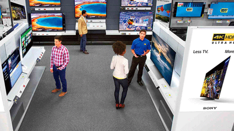 Even Though Amazon Exists, Best Buy Manages to Surprise Everyone Again
