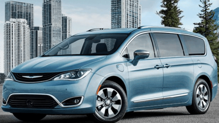You Can Forget About Buying Chrysler's 84 MPG Minivan (for Now)