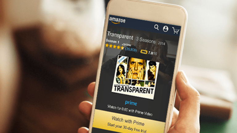 Amazon Ramps Up Content Spending in Battle With Netflix
