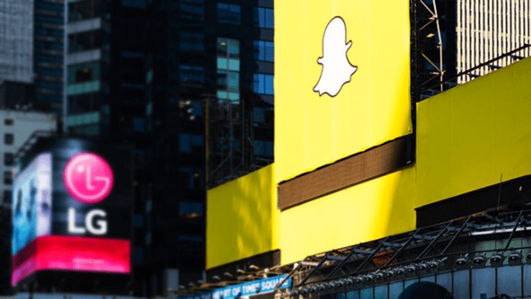 Snapchat Parent Prices IPO at $17, High End of Projected Range