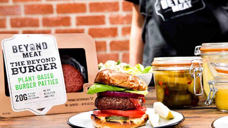 Beyond Meat Vegan Alternative Secures Distribution Deal With Grocer Safeway