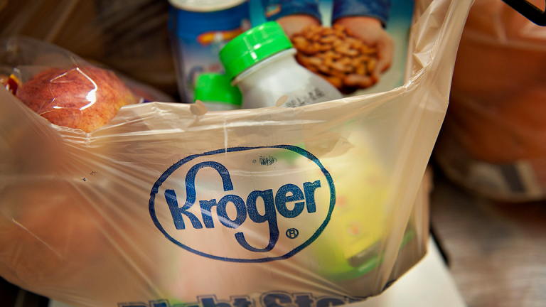 Kroger's Stock Explodes After Defying Notion Amazon Is Crushing Grocer