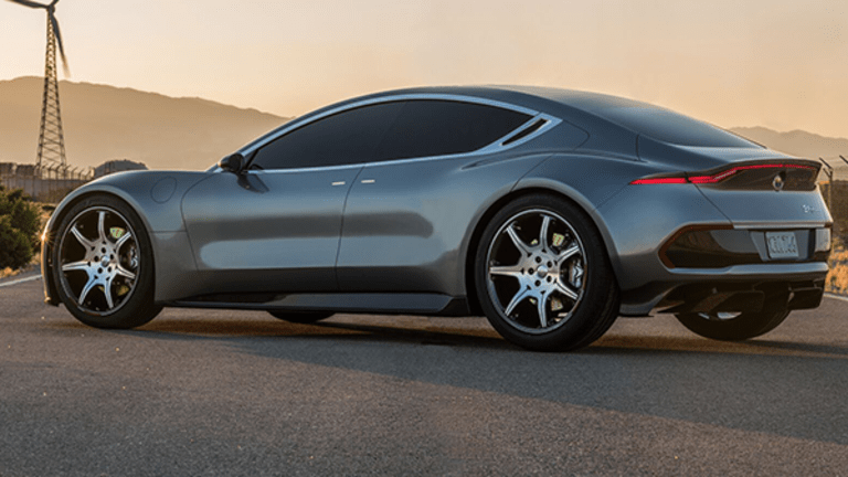 Henrik Fisker's All-New $129,000 Electric Car Will Debut at CES 2018 in January