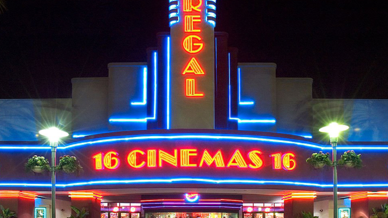 Regal Surges in Premarket on Possible Cineworld Takeover