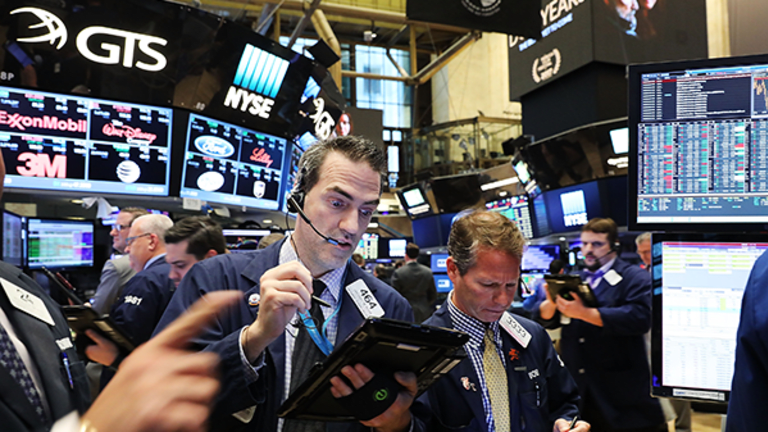 Six Stocks on the Move With Unusual Volume, Twitter Chart Included