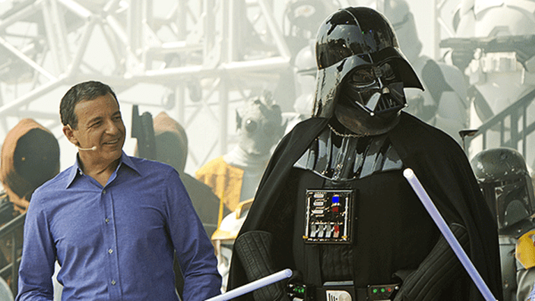 Disney Keeps Bob Iger to Figure Out ESPN -- and Find a Successor