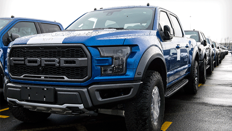 Moody's: We Now See a More Serious Set of Challenges at Ford