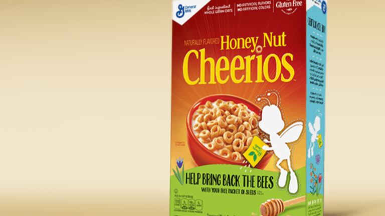"""Could This Be Why General Mills Removed Its """"Spokesbee"""" From Honey Nut Cheerios Boxes?"""