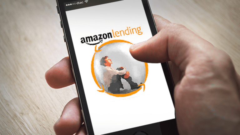 Goldman Talks With Amazon on Potential Small Biz Online Lending Platform