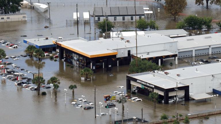 Allstate Estimates Catastrophe Losses in August at $591 Million