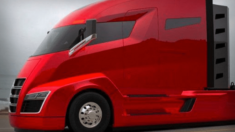 Tesla's New Semi a Distraction From Model 3 Issues?: What Wall Street's Saying