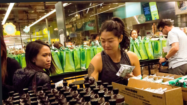 Whole Foods Shareholders Vote to Approve Sale to Amazon