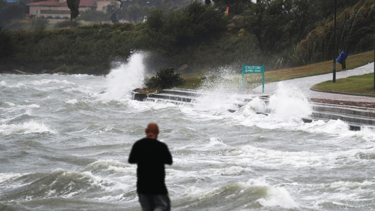 Hurricane Harvey Shreds Texas: Here's Everything We Know