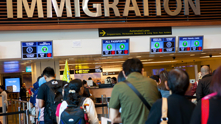 Immigration Mess Boosts Contracts for This Go-To Security Company