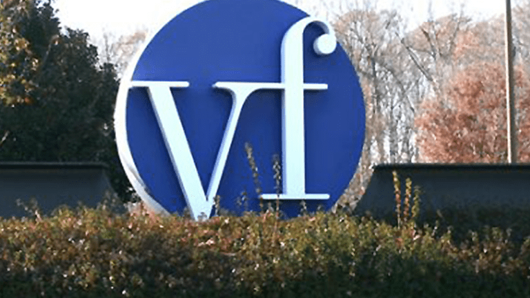 VF Corp. Has Broken Out on the Upside -- Did You Buy It?