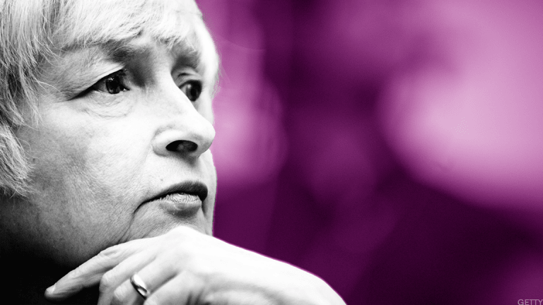 Futures Rise Sunday as Fed Chair Yellen Hints at Rate Hike