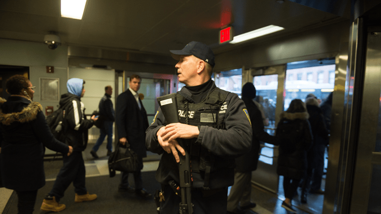 Suspect in Custody After 'Attempted Terrorist Attack' Near NYC's Port Authority